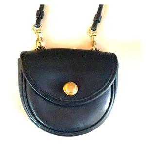 Coach 9826 Crossbody Mini belt bag in Black